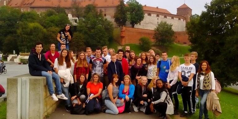 Youth CLUB - Creativity Leads Us To Business… and to Górki Wielkie